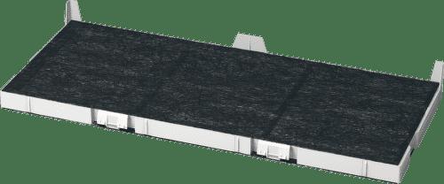 Siemens LZ45610, aktívny uhlíkový filter