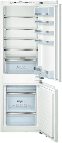 Bosch KIS86AF30, vstavaná kombinovaná chladnicka
