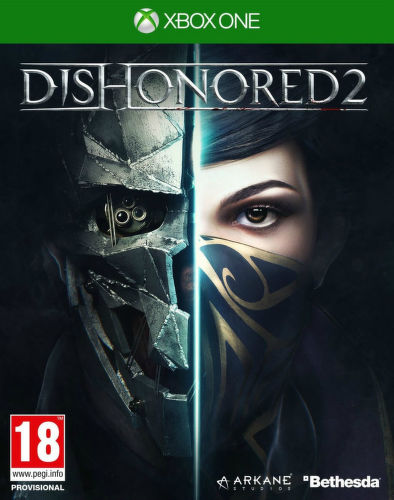BETHESDA S DISHONORED 2, XONE Hra