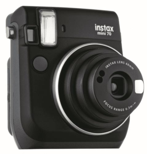Fujifilm Instax Mini 70 (čierny)2