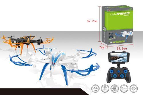 8586019408164 RC dron s kamerou a wifi pripojením cez tel