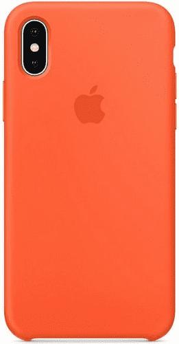 Apple silikónové puzdro pre iPhone X 7ef94b439ed