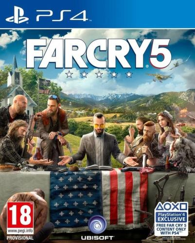 UBISOFT PS4 FAR CRY 5_01