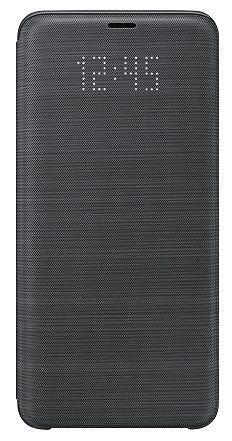 Samsung LED View puzdro pre Galaxy S9+, čierne