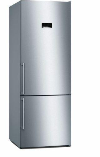 BOSCH KGN56XI40, nerezová kombinovaná chladnička