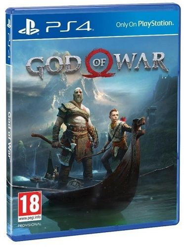 SONY God of War, hra PS, PS4 hra_01