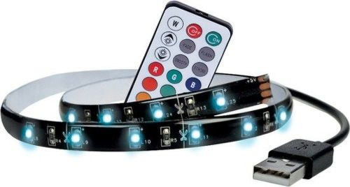SOLIGHT WM504, LED RGB pásik pre TV