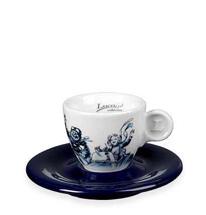 Lucaffé Blucaffé espresso