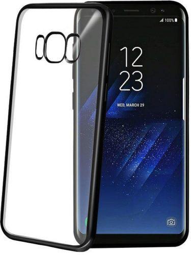 Celly Laser puzdro pre Galaxy S8, čierne