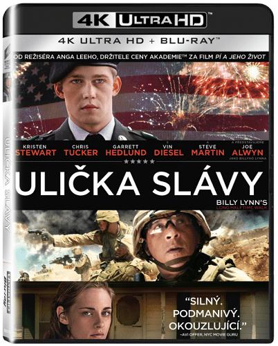 Ulička slávy -  Blu-ray + 4K UHD film