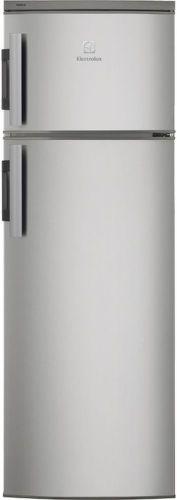 Elelctrolux EJ2301AOX2, nerezová kombinovaná chladnička