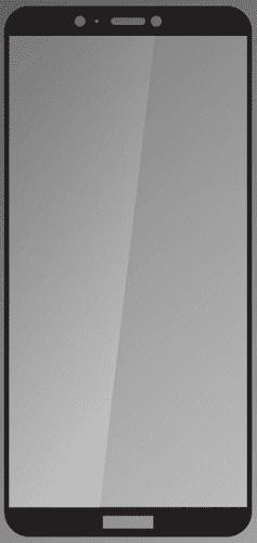Q sklo tvrdené sklo pre Huawei P Smart