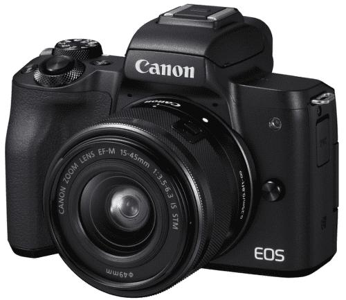 CANON M50 BLK+EF-M 15-45