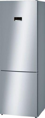 BOSCH KGN49XL30, nerezová kombinovaná chladnička