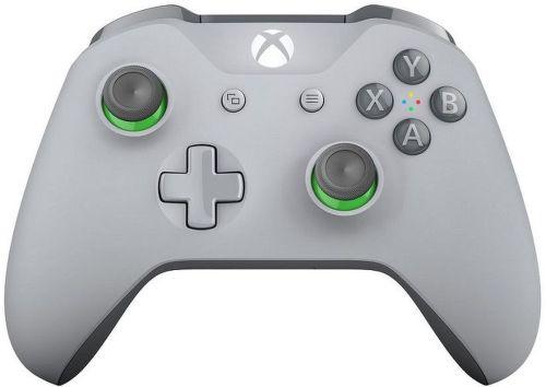 Microsoft Xbox One S Wireless Controller sivý