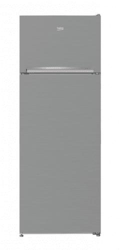 Beko DSA240K20X nerezová kombinovaná chladnička