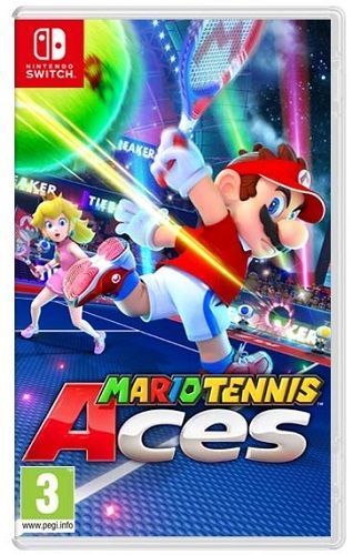 NINTENDO SWITCH Mario Tennis