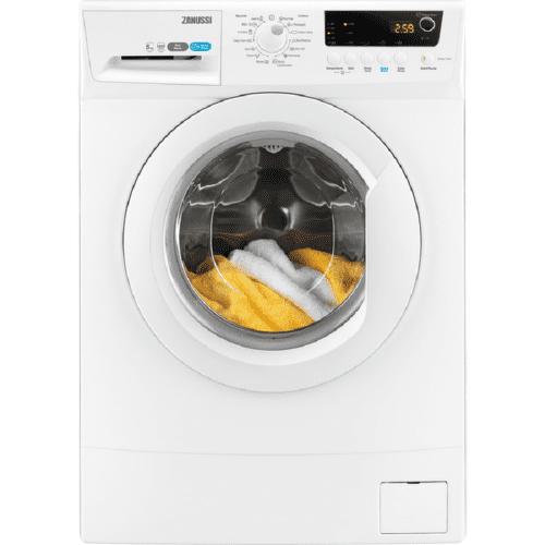 Zanussi ZWSE7120V -biela slim práčka plnená spredu