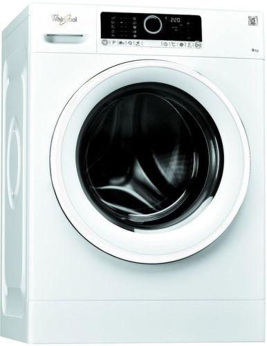 WHIRLPOOL FSCR 80411, biela práčka plnená spredu