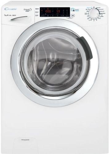 CANDY GVS4 137TWHC3-S biela smart slim práčka plnená spredu