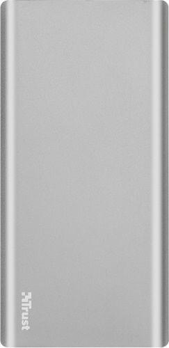 Trust Omni Plus Metal PowerBank USB-C QC 20 000 mAh, strieborná