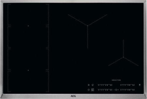AEG Mastery FlexiBridge IKE84471XB, černá indukční varná deska