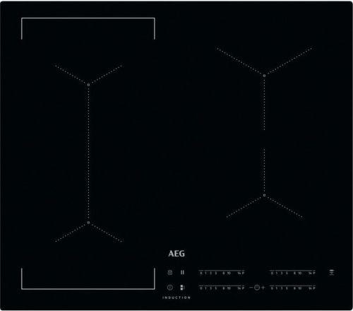 AEG Mastery IKE64441IB, čierna indukčná varná doska