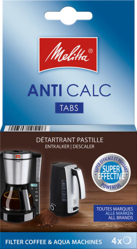 Melitta 1500758 Anti Calc čistiace tablety (4ks)