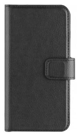 XQISIT Slim Wallet Selection puzdro pre iPhone 8/7/6S/6, čierne