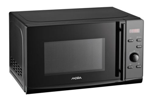 MORA MT 322 B, čierna mikrovlnná rúra