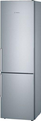 BOSCH KGE39BI41, nerezová kombinovaná chladnička