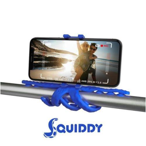 Celly Squiddy modrý, flexibilný držiak
