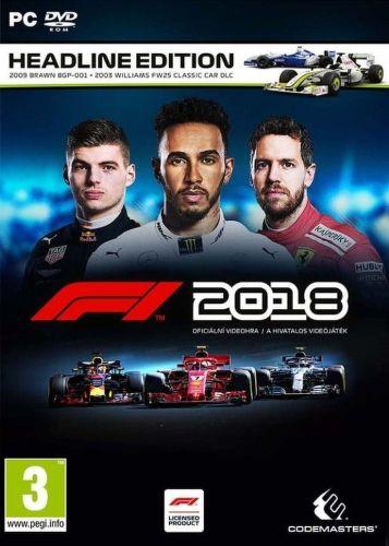 CODEMASTERS F1 2018