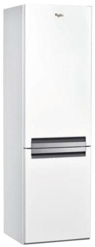 WHIRLPOOL BSF 8152 W - biela kombinovaná chladnička