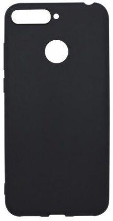 Mobilnet gumové pouzdro pro Huawei Y6 Prime 2018, černá