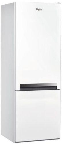 WHIRLPOOL BLF 5001 W - biela kombinovaná chladnička