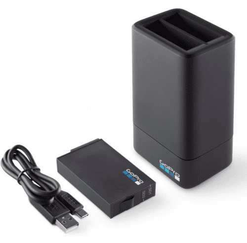 GoPro Fusion duálna nabíjačka + batérie