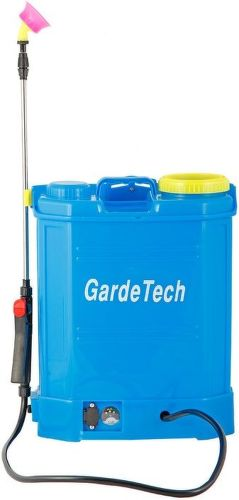 GARDETECH 11816A, Batériový postrekovač