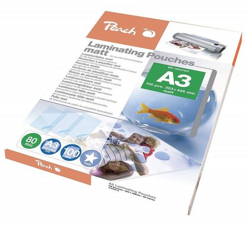 Peach S-PP580-15 A3 100 ks laminovacia fólia
