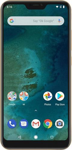 Xiaomi Mi A2 Lite 32 GB zlatý