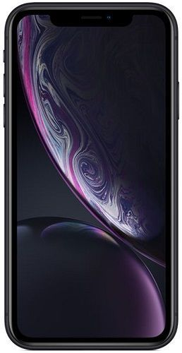 Apple iPhone Xr 64 GB čierny