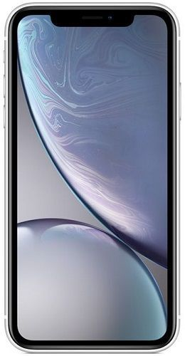 Apple iPhone Xr 256 GB biely