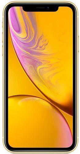 Apple iPhone Xr 256 GB žltý