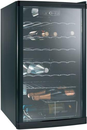 CANDY CCV 150 EU, čierna vinotéka