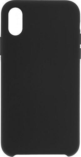 Winner Liquid silikónové puzdro pre Apple iPhone Xr, čierne