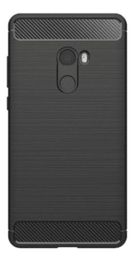 Winner Carbon puzdro pre Xiaomi Mi Mix 2, čierna