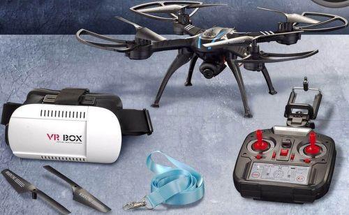 Quad RFD249252, RC dron Wifi okuliare VR
