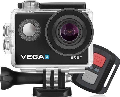 84e219376bb Niceboy Vega 6 star akčná kamera