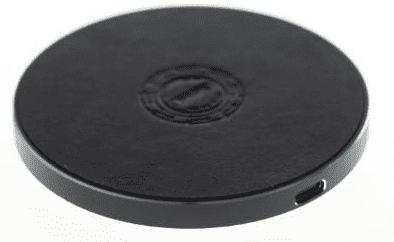 Remax RP-W5 čierna, bezdrôtová nabíjačka