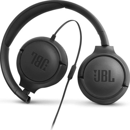 JBL T500 BLK